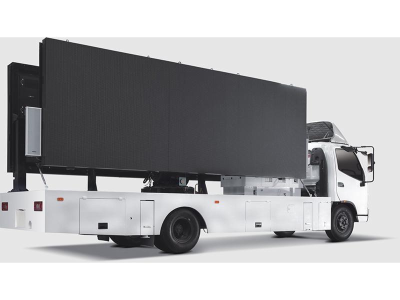 卡车系列 E-YZD22